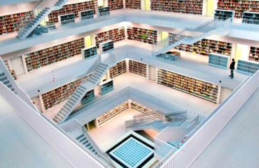 SBU - cadastro de bibliotecas