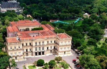 SBU - museu nacional